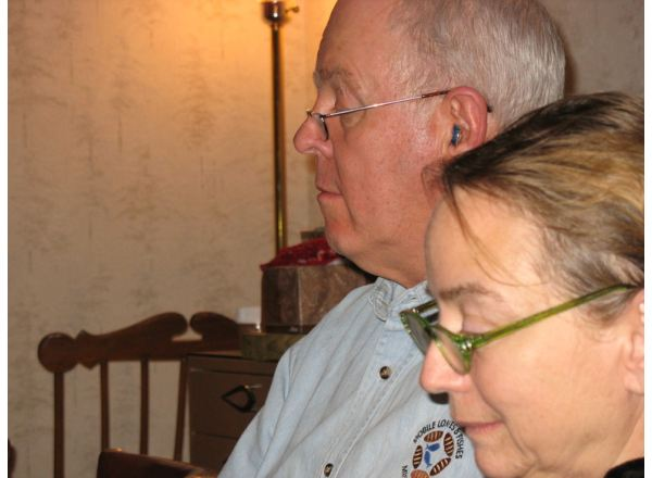 Mark and Cynthia 2005